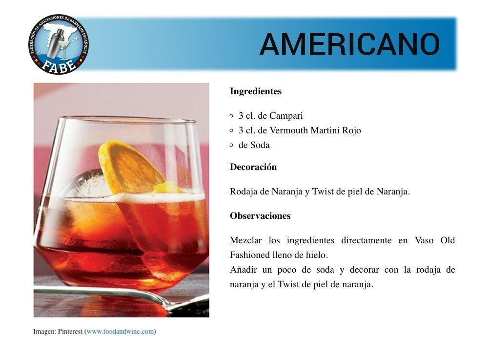 Americano_receta