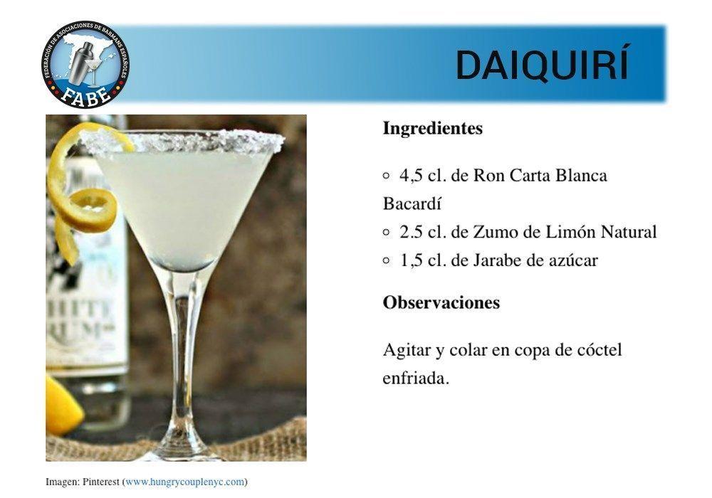 Daiquiri_receta