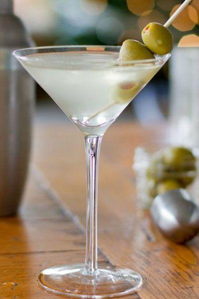 Dry-Martini Cóctel