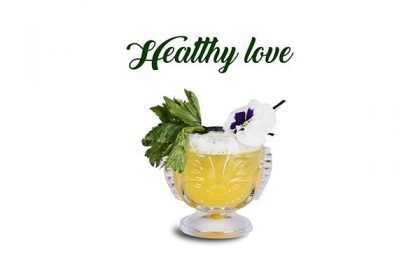 Healthy love coctel by Dalmai Hernandez