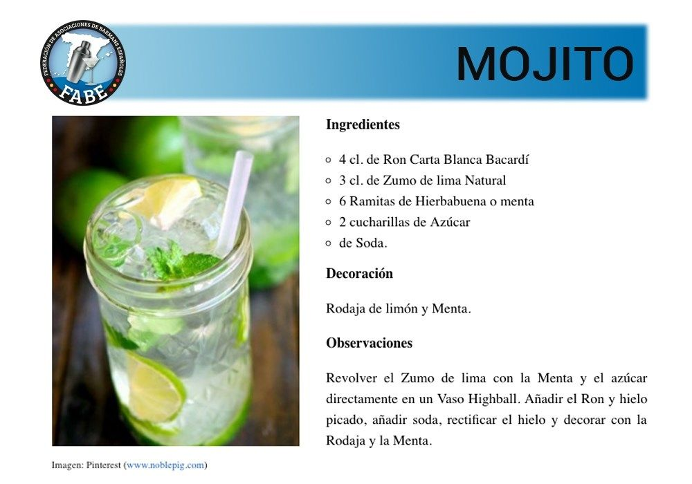 Mojito_receta