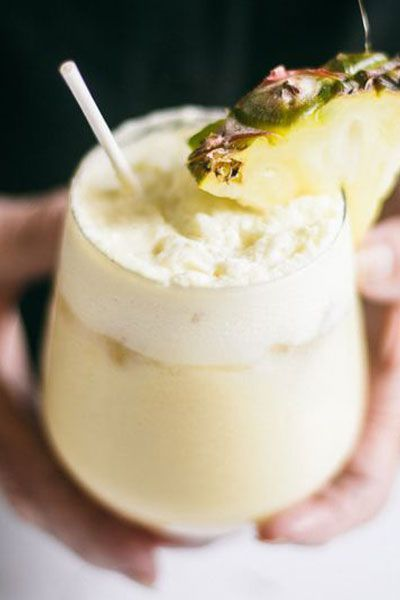 Pina-Colada Cóctel