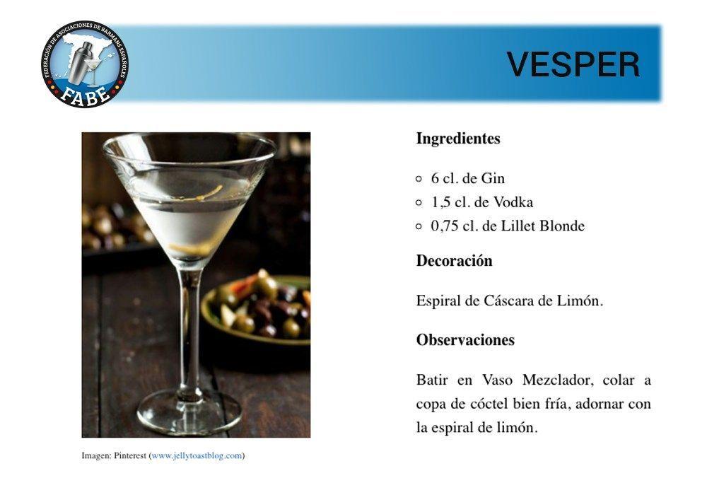 Vesper_receta