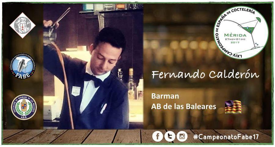AB Baleares-Barman-Fernando Calderón