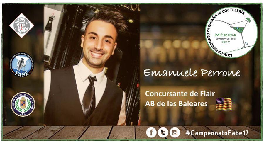 AB Baleares-Flair-Emanuele Perrone