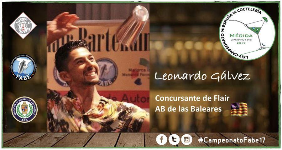 AB Baleares-Flair-Leonardo Gálvez