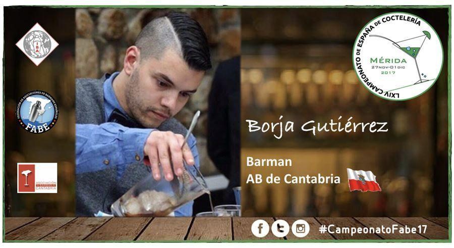 AB Cantabria-Barman-Borja Gutierrez
