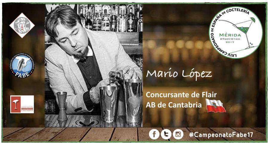AB Cantabria-Flair-Mario López