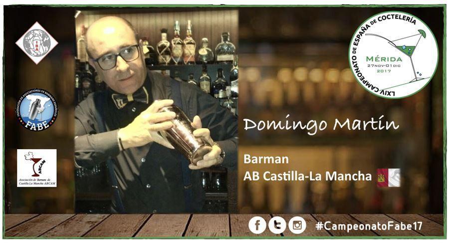 AB Castilla-Mancha-Barman-Domingo Martín