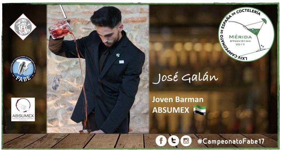 AB Extremadura-Jóven Barman-José Galán