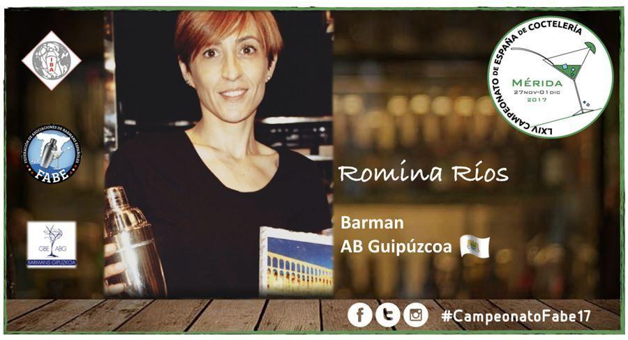 AB Gipuzkoa-Barman-Romina Ríos