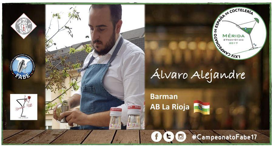 AB La Rioja-Barman-Álvaro Alejandre