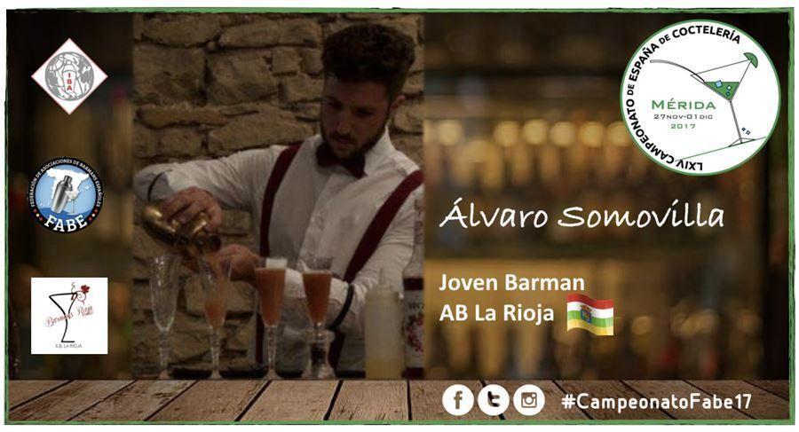 AB La Rioja-Jóven Barman-Álvaro Somovilla
