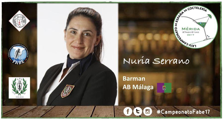 AB Málaga-Barman-Nuria Serrano