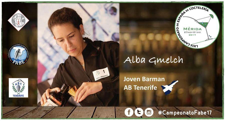 AB Tenerife-Jóven Barman-Alba Gmlelch