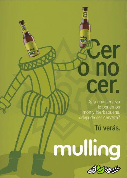 Cerveza Mulling de Jaime Moneo