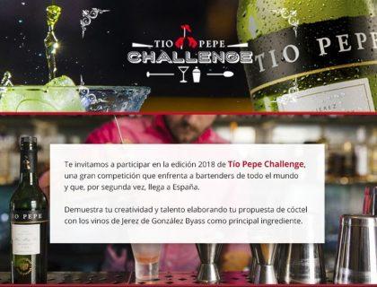 Tío Pepe Challenge_Enero_2018