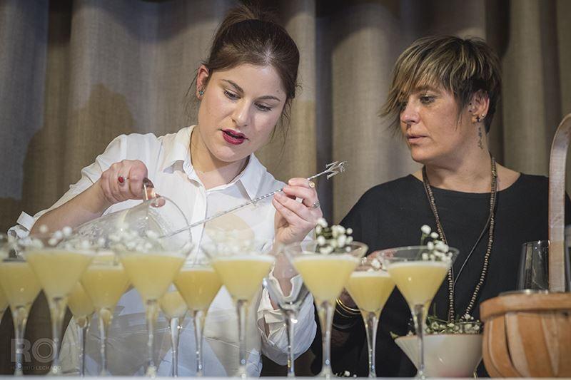 Barmaid y Somelier_entre vinos D.O. Navarra y cocktails