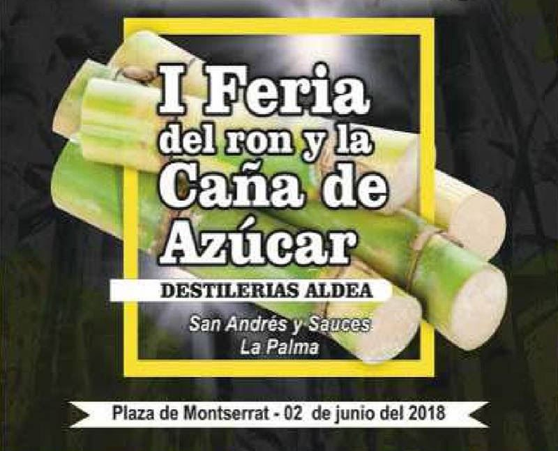 I Feria Caña de Azucar y ron Destilerías Aldea