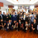 Participantes Campeonato de Coctelería ABCV 2018