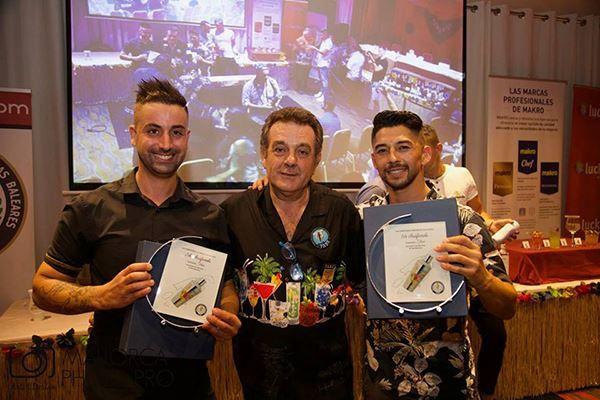 Campeones Flair Manu, Barea y Leo