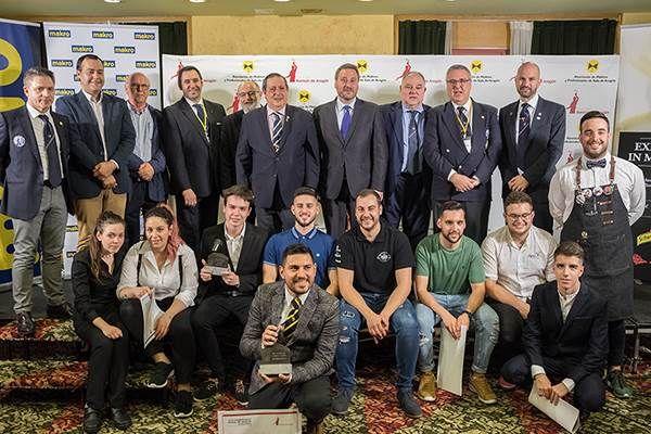 Participantes en el Campeonato Regional de Aragón 2018