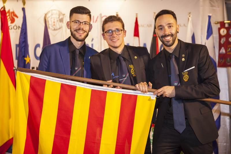 LXV Congreso nacional cocteleria_apertura y banderas_038