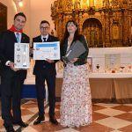 Entrega Premio Campeonato Orujo_Campeón Diego López