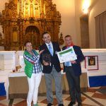 Entrega de Premio a Cristian Rodríguez