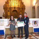 Entrega de Premio a Gabriel Vilar