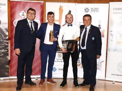 Los Campeones, Luis Manuel, Leonel y Barea