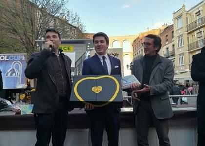 Miguel Pampín_1º premio Joven Barman_Campeonato Ciudad de Segovia