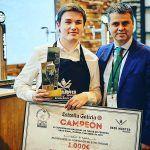 Miguel Pampín_Campeón_VI Campeonato Nacional de Tiraje de Cerveza 2019