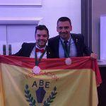 Cristian Balta, Campeón de Flair y Borja Gutierrez, Campeón Copa de Amistad