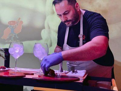 David Hidalgo, participante en el Concurso The Vero Bartender