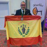 Guillermo González subcampeon panamericano de Cocteleria 2019