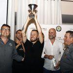 Leonel Montoya Campeon de Flair_II Certamen de Coctelería Mallorca Universal