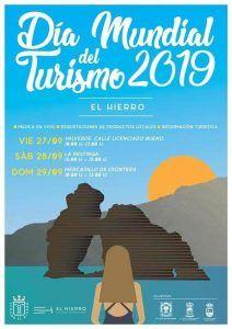 Día Internacional del Turismo Tenerife_Cartel