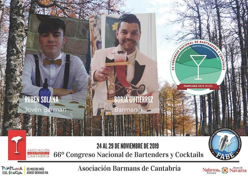 Cantabria-Asociación de Barman_Participantes_LXVI_Campeonato_Nacional