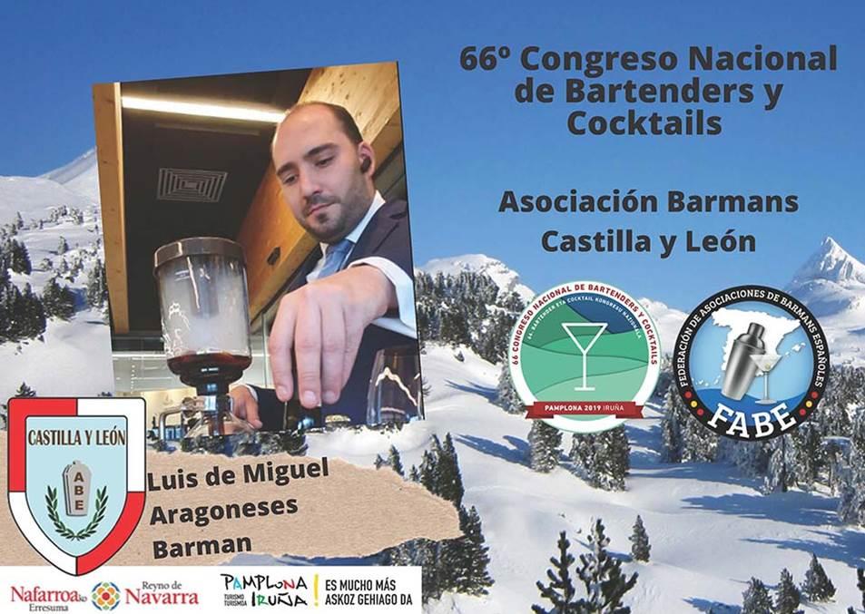 Castilla y León-Asociación de Barmans_Participantes_LXVI_Campeonato_Nacional