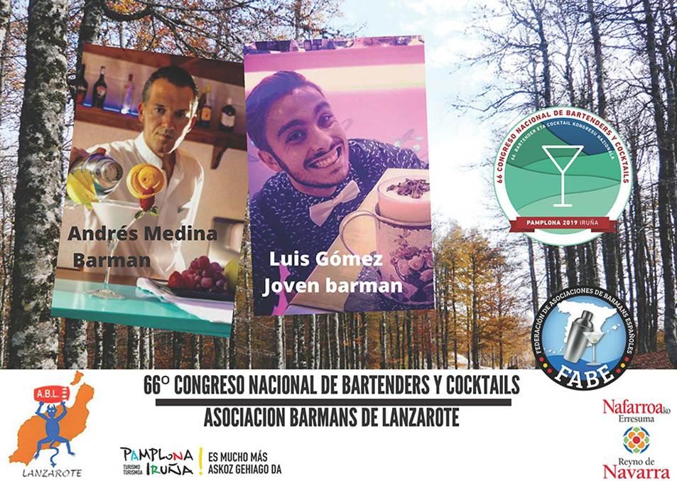 Lanzarote-Asociación de Barmans_Participantes_LXVI_Campeonato_Nacional