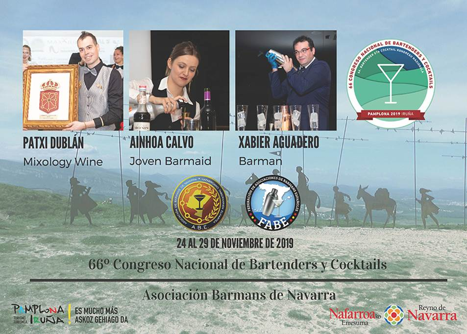 Navarra-Asociación de Barmans_Participantes_LXVI_Campeonato_Nacional