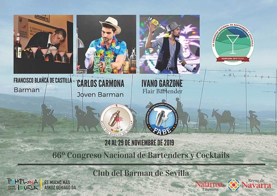 Sevilla-Club del Barman_Participantes_LXVI_Campeonato_Nacional