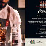 I Concurso de Coctelería de Coca-Cola Signature Mixers_cartel