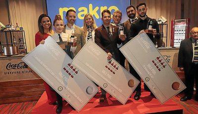 I Concurso de Coctelería de Coca-Cola Signature Mixers_premiados