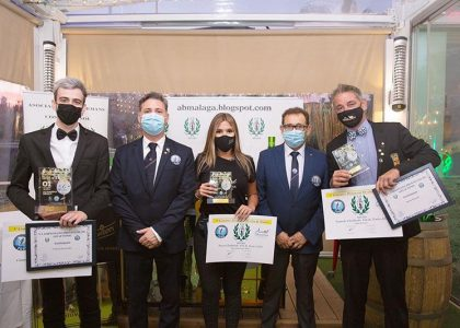 Campeones, V Concurso Provincial de Gin & Tonic