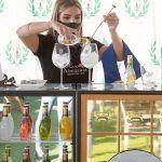 Patricia Bermúdez-tercera clasificada, V Concurso Provincial de Gin & Tonic