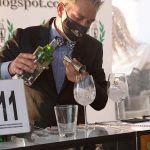 Sascha Winzeck-segundo clasificado, V Concurso Provincial de Gin & Tonic